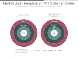 Market Size Template2 Ppt Slide Templates