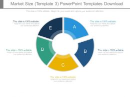 Market Size Template3 Powerpoint Templates Download