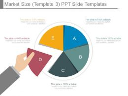 Market Size Template3 Ppt Slide Templates