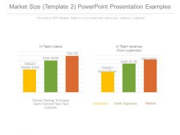 Market Size Template 2 Powerpoint Presentation Examples