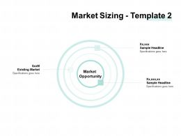Market Sizing Business Planning Ppt Powerpoint Presentation Pictures Gallery