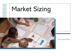 Market Sizing Calculation Estimate Approach Presentation Insurance