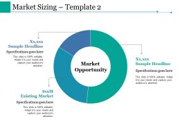 Market Sizing Ppt Styles Introduction