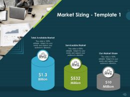 Market Sizing Template Available M1150 Ppt Powerpoint Presentation Gallery Graphic Images
