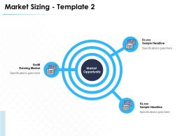 Market Sizing Template Existing Marke Ppt Powerpoint Presentation Show