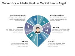 Market Social Media Venture Capital Leads Angel Investors Start Cpb