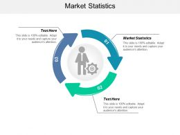 Market Statistics Ppt Powerpoint Presentation Gallery Ideas Cpb