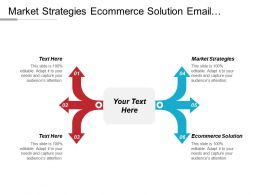 Market Strategies Ecommerce Solution Email Marketing Marketing Campaigns