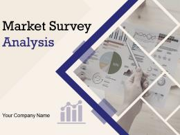 Market Survey Analysis Powerpoint Presentation Slides