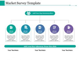 Market Survey Ppt Styles Influencers