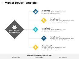Market Survey Survey H61 Ppt Powerpoint Presentation Portfolio Infographic Template
