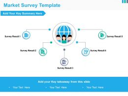 Market Survey Template Ppt Background Images