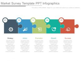 Market Survey Template Ppt Infographics
