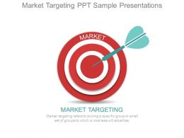 Market Targeting Ppt Sample Presentations
