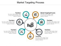 Market Targeting Process Ppt Powerpoint Presentation Portfolio Model Cpb