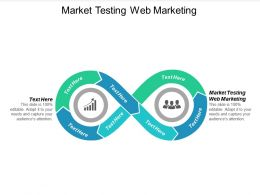 Market Testing Web Marketing Ppt Powerpoint Presentation Summary Graphics Cpb