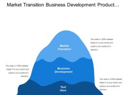 Market Transition Business Development Product Development Marketing Strategy