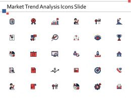 Market Trend Analysis Icons Slide Ppt Powerpoint Presentation Icon Gridlines