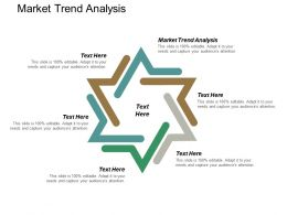 Market Trend Analysis Ppt Powerpoint Presentation Gallery Influencers Cpb