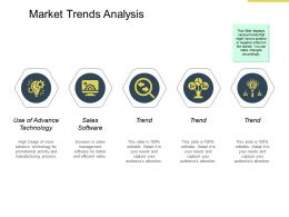 Market Trends Analysis Advance Technology Ppt Powerpoint Presentation Icon Topics