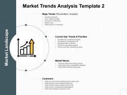 Market Trends Analysis Customers Ppt Powerpoint Presentation Show Shapes