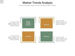 Market Trends Analysis Ppt Powerpoint Presentation Icon Templates Cpb