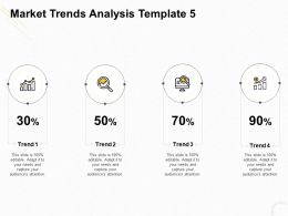 Market Trends Analysis Trend Ppt Powerpoint Presentation Professional Show