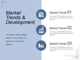 Market Trends And Development Presentation Pictures