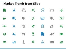 Market Trends Icons Slide Customer Management Ppt Powerpoint Presentation Infographics Smartart