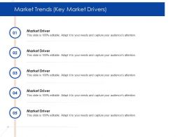 Market Trends Key Market Drivers Ppt Powerpoint Presentation Icon Objects