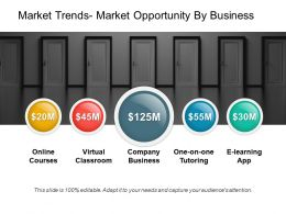 Market Trends Market Opportunity By Business Ppt Images