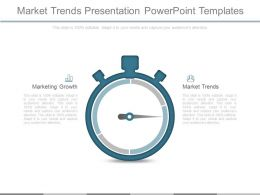 Market Trends Presentation Powerpoint Templates