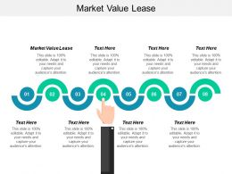 Market Value Lease Ppt Powerpoint Presentation Portfolio Graphics Example Cpb