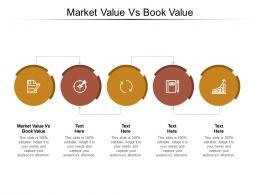 Market Value Vs Book Value Ppt Powerpoint Presentation Files Cpb