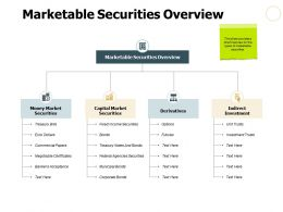 Marketable Securities Overview Ppt Powerpoint Presentation File Inspiration