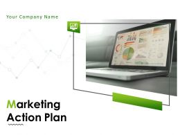 Marketing Action Plan Powerpoint Presentation Slides
