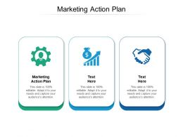 Marketing Action Plan Ppt Powerpoint Presentation Model Background Images Cpb