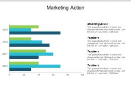 Marketing Action Ppt Powerpoint Presentation Icon Templates Cpb