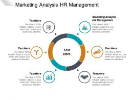 Marketing Analysis HR Management Ppt Powerpoint Presentation Portfolio Samples Cpb