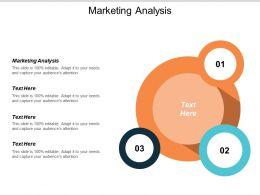 Marketing Analysis Ppt Powerpoint Presentation Ideas Cpb
