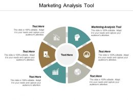 Marketing Analysis Tool Ppt Powerpoint Presentation Gallery Layout Cpb