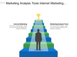 Marketing Analysis Tools Internet Marketing Pricing Strategy Competitive Analysis Cpb