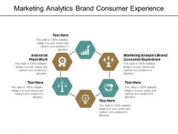 Marketing Analytics Brand Consumer Experience Industrial Plant Work Cpb