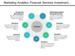 Marketing Analytics Financial Services Investment Bank Reports Growth Innovation Cpb