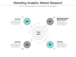 Marketing Analytics Market Research Ppt Powerpoint Presentation Show Deck Cpb