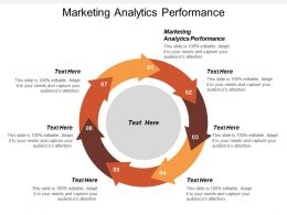 Marketing Analytics Performance Ppt Powerpoint Presentation Summary Slides Cpb