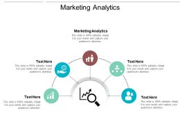 Marketing Analytics Ppt Powerpoint Presentation Slides Graphics Pictures Cpb