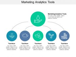 Marketing Analytics Tools Ppt Powerpoint Presentation Ideas Samples Cpb