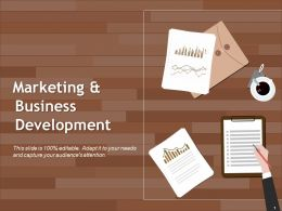Marketing And Business Development Powerpoint Images