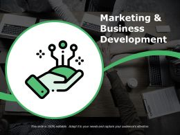 Marketing And Business Development Ppt Samples Download